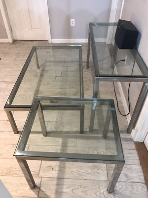 Table Set - $500
