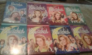 Bewitched complete series in color