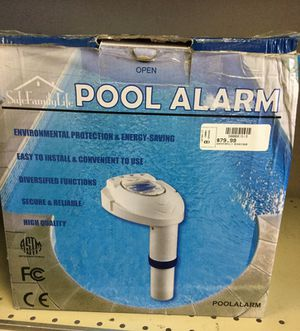 Safe Family Pool Alarm
