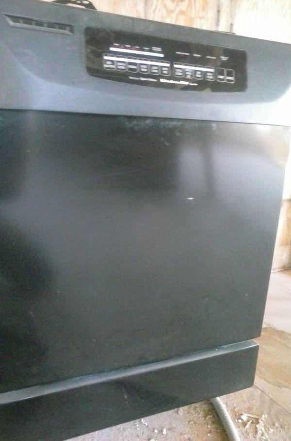 Kitchen Aid Dishwasher Wa
