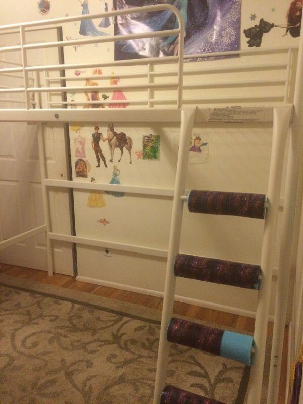 ikea junior loft bed baby kids in seatac wa offerup. Black Bedroom Furniture Sets. Home Design Ideas