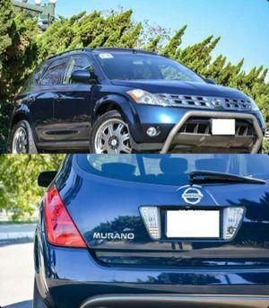 Fully Loaded 2005 Nissan Murano - AWD SL 4dr SUV
