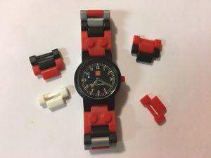 Lego kids watch