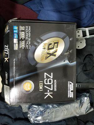Z97-K/ CSM Motherboard set