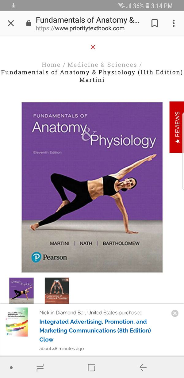 Atractivo Martini Nath Fundamentals Of Anatomy And Physiology ...