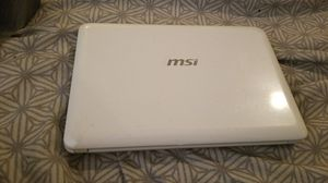 Msi Wind Netbook computer