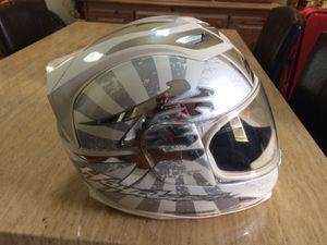 Icon hayabusa helmet size Large