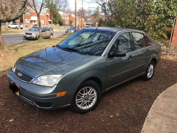 "2006 FOCUS ZX4 "" INSPECTED "" FIRM!!!"