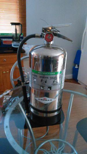 Fire extinguisher - K Class