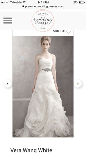 New and Used Plus size wedding dresses for sale in Garden Grove, CA ...