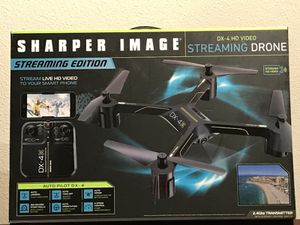 Sharper DX-4 Drone with HD Camera