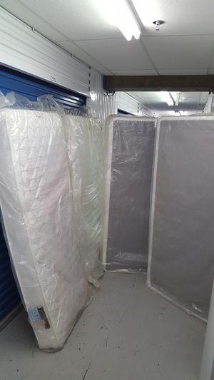 New Twin Mattress and Boxspring