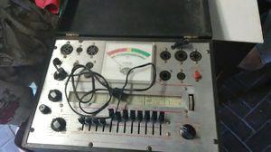 Tube tester,,model 223