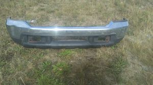 Front bumper for 1999 Ford F350