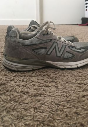 2 pair of new balance v4 need gone the gray size 10 and blue size 9