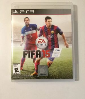 LIMITED OFFER* FIFA 15 sold for ONLY $35