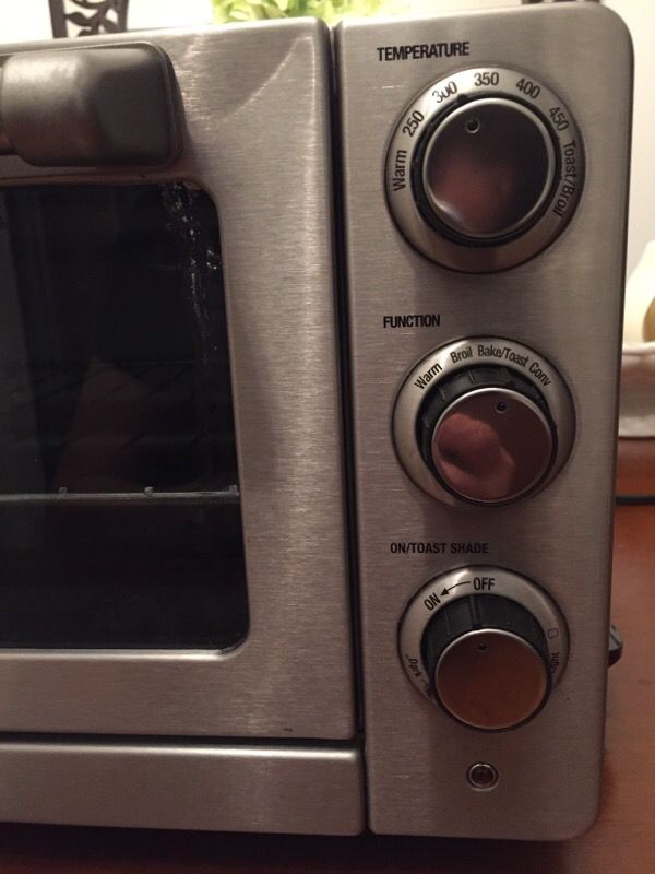 100 Cuisinart Tob 175bc Convection Toaster