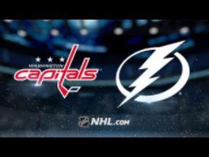 2 Tix: Capitals vs Lightning, Friday 11/24