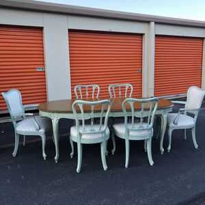 Beautiful French Style Dining Set