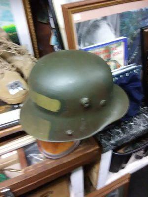 WW1 German Military Helmet