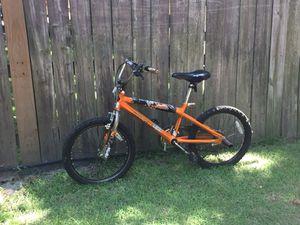 """Boys 20"""" bike"""
