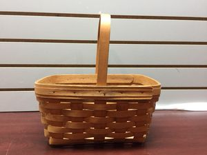 Medium Longaberger Basket