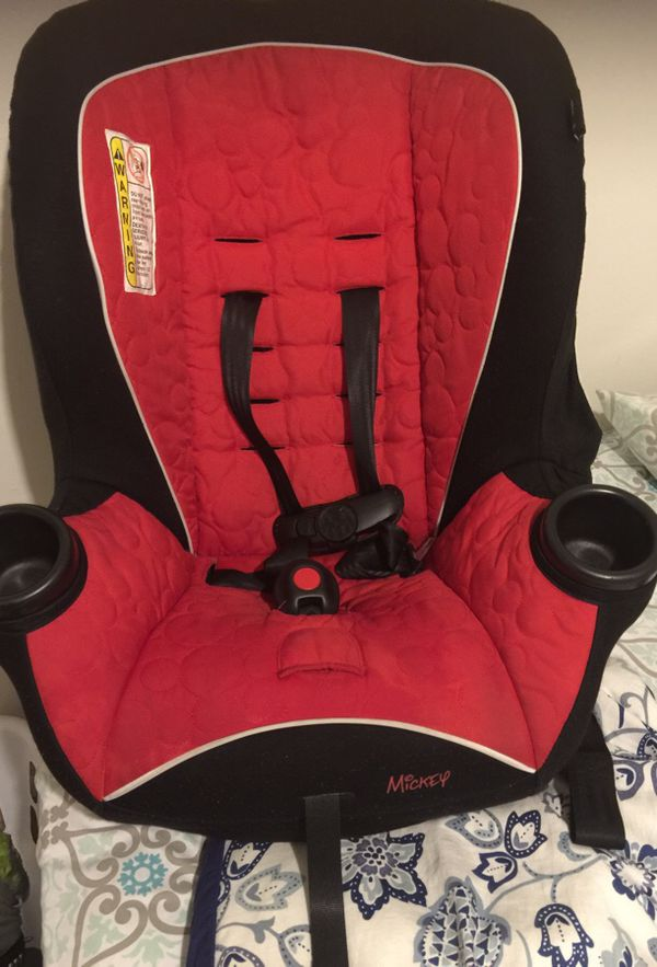 Car seat I have when years only so it still big (Baby & Kids) in ...