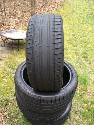 Continental r18 tires