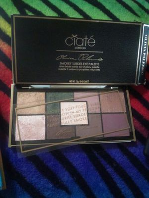 Ciate London palette authentic