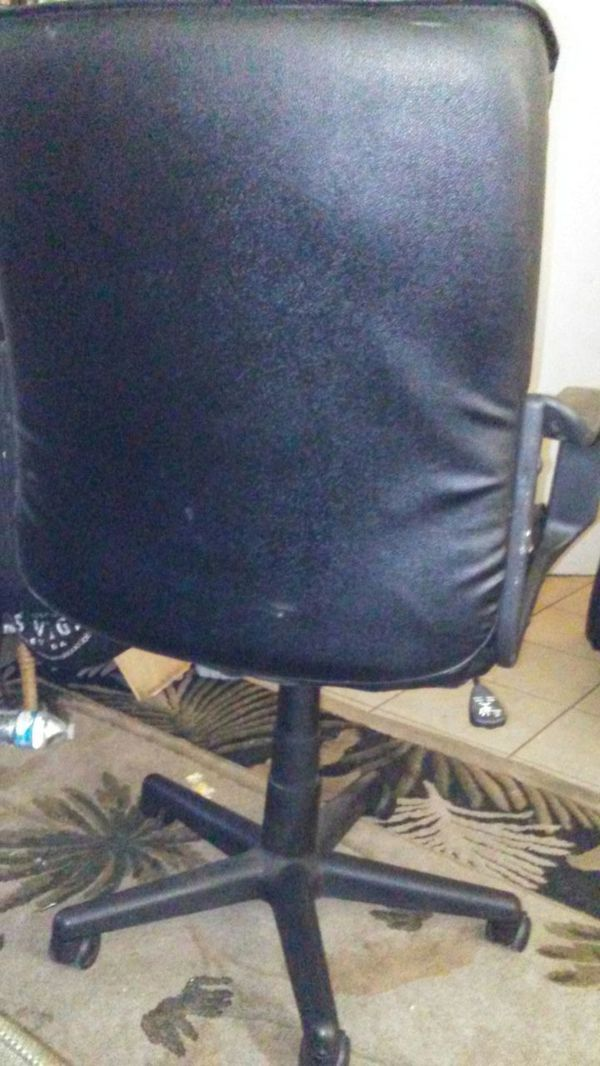 black office chair furniture in tempe az offerup