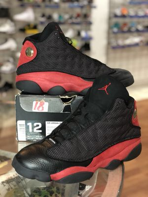 Bred 13s size 12