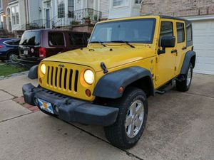 2008 - Jeep Wrangler Unlimited X