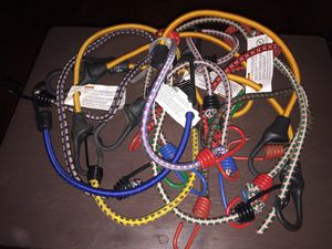 Assorted Strong Bungee Cords