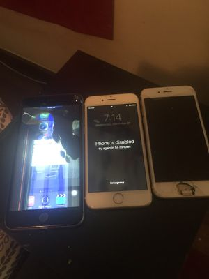 All 3 phones for 150$