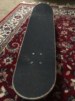Nice skateboard