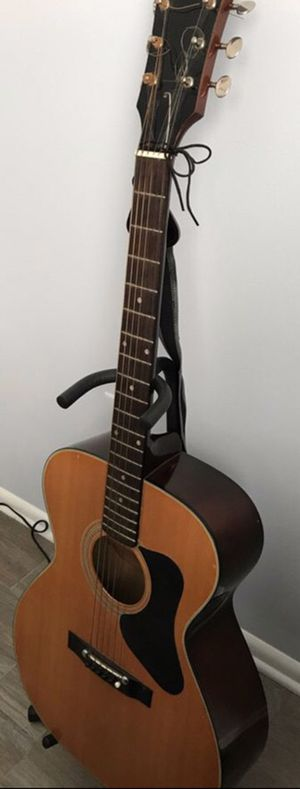 Madeira Model A-2 by Guild Serial