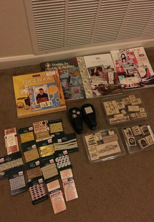Stampin'Up and other craft supplies