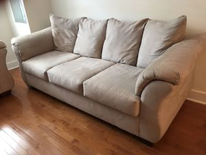 Couch and two chairs
