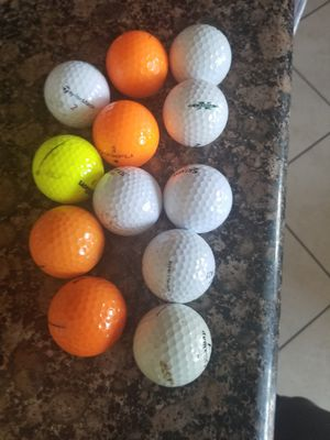 12 pieces Golf balls