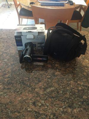 Sony Handycam HDR-XR260V, like new, $170.00!