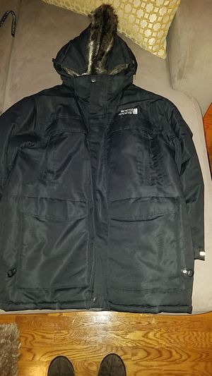 North Sportif Boys Winter Jacket (14/16)
