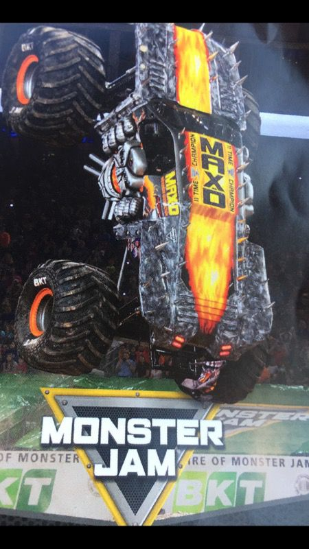 Monster Jam Tickets $40 each 4th level seats (Tickets) in Fort Worth ...