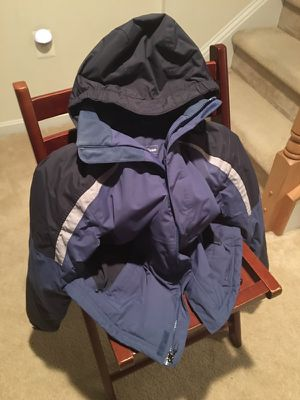 Kids winter coat from LLBean