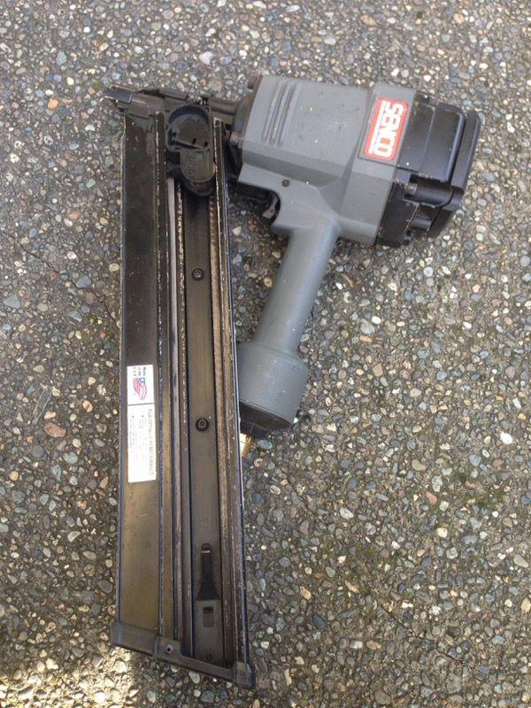 Senco 10 penny framing nail gun (Tools & Machinery) in Joint Base ...