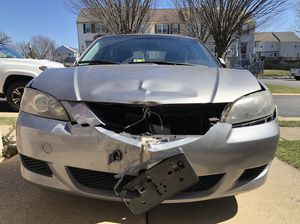 MAZDA 3 2006 BODY COLLISION STILL DRIVES