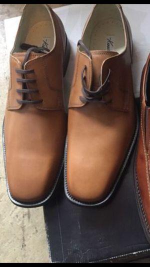 2 Men's shoes/New