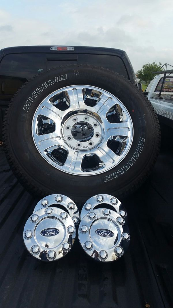 Ford f250 f350 super duty 20 wheels and tires michelin 2005 2016 ford f250 f350 super duty 20 wheels and tires michelin 2005 2016 sciox Gallery