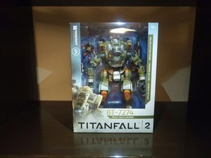 Titanfall 2 action figure brand new