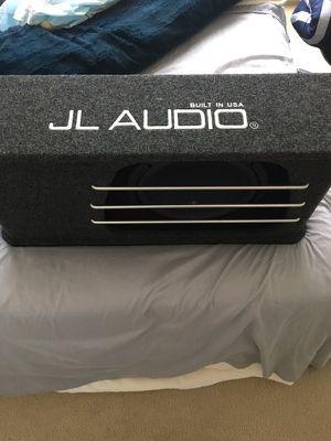 JL Audio H.O. Wedge