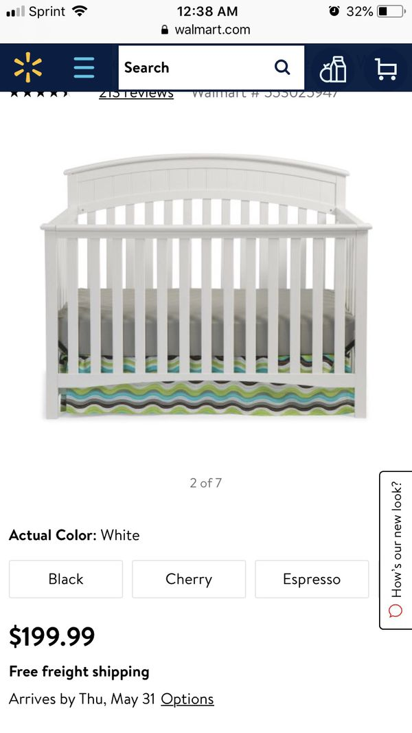 Crib Toddler Bed Baby Gate Furniture In Omaha NE